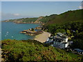 WV6654 : Bouley Bay by Colin Park